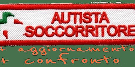 Aggiornamento Autisti Soccorritori biglietti