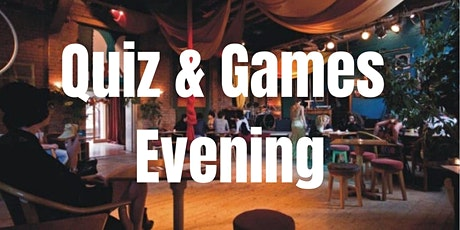 Games & Quiz Evening at The SouthBank Club tickets