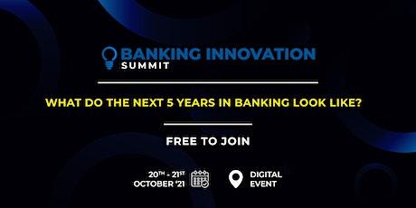 Banking Innovation Summit tickets