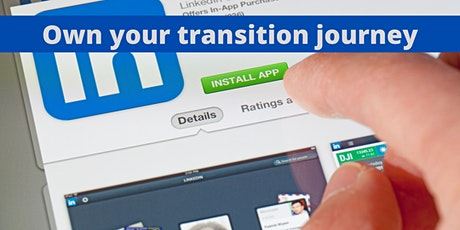 Military Professionals in Transition -- Own Your Journey tickets