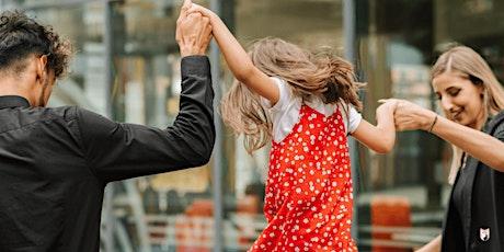 Building trust using body language- Parent Child Bonding tickets