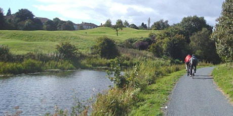 October Guided Bike Ride to Cambuslang/ The Old Bridge tickets