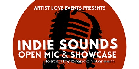 Indie Sounds Open Mic Showcase tickets
