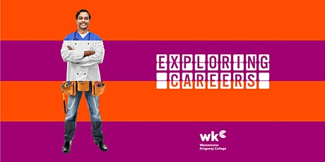 Exploring Careers Event tickets