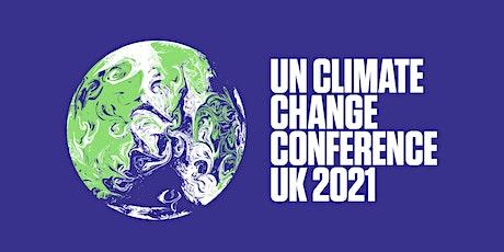 COP26 Celebration Event: Carbon Reduction Best Practice tickets