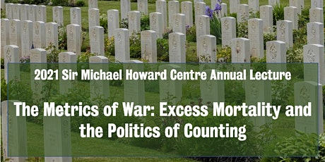 The Metrics of War: Excess Mortality and the Politics of Counting tickets