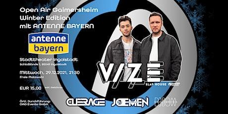 Open  Air Gaimersheim - Winter Edition mit ANTENNE BAYERN Tickets