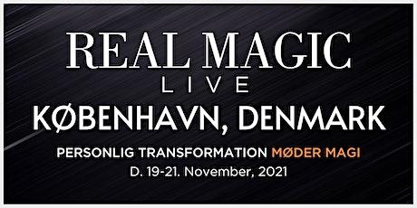 Real Magic LIVE - København, Danmark tickets