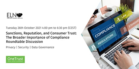 Benelux - Roundtable Discussion - Sanctions, Reputation, and Consumer Trust tickets