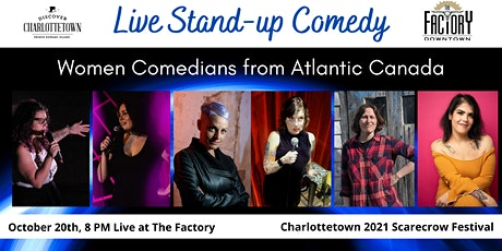 Women Comedians from Atlantic Canada tickets