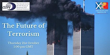 The Future of Terrorism tickets