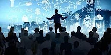 Charla sobre Marketing Digital entradas
