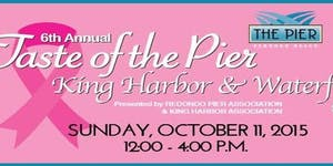 6th Annual Taste of the Pier & Waterfront