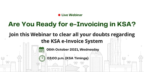 Everything About the KSA e-Invoice System tickets