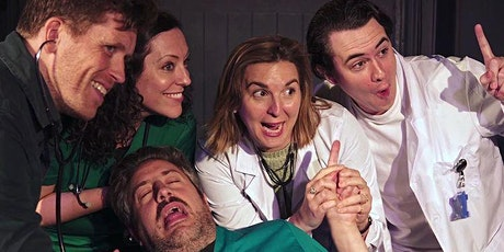 THE FREE ASSOCIATION PRESENTS: ST. DOCTOR'S HOSPITAL (IMPROV COMEDY) tickets