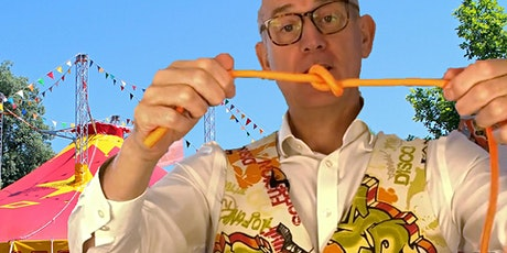 SSF21 - Circus Science Workshop With Dr Ken Farquhar tickets
