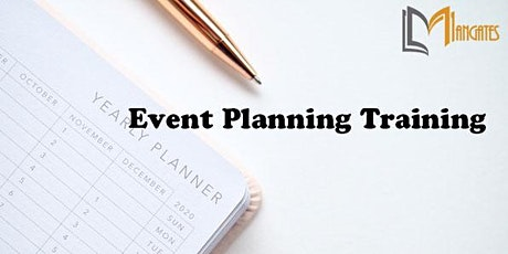 Event Planning 1 Day Virtual Live Training in Morristown, NJ tickets