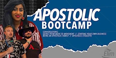 Apostolic Bootcamp tickets