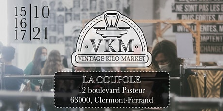 Vintage Kilo Market - Clermont Ferrand billets