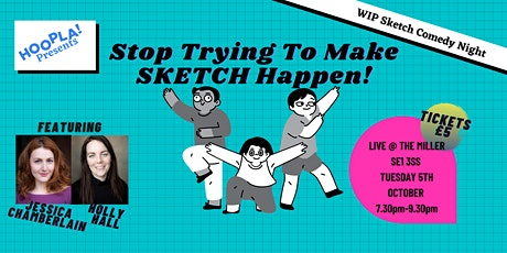 Stop trying to make sketch happen tickets