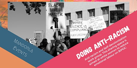 Doing Anti-Racism (November) tickets