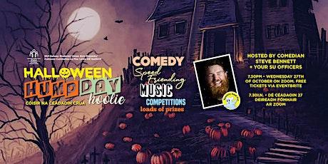 NUIG SU Hump Day Hoolie Halloween Special tickets