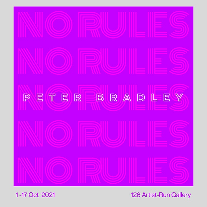 Preview of No Rules by Peter Bradley image