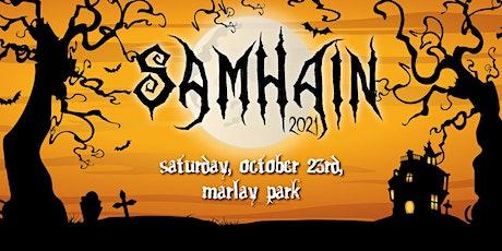 SAMHAIN - Saturday October 23rd - 5pm tickets