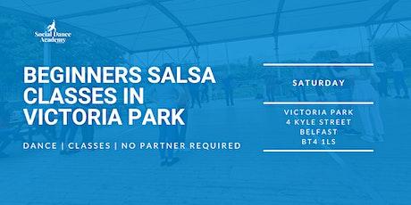 Salsa & Bachata Dance Classes in Victoria Park tickets