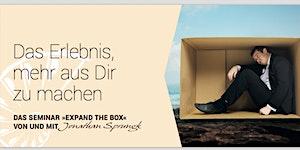 Expand the Box-Training mit Jonathan Sprungk