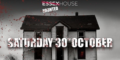 The Essex Haunted House tickets