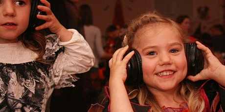Altrincham Spooky Silent Disco with Our Kids Social: 11.30am session tickets