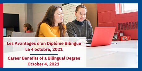 Career Benefits of a Bilingual Degree   Les Avantages d'un Diplôme Bilingue billets