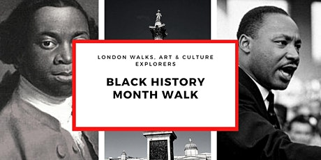 BLACK HISTORY MONTH WALK WITH QUALIFIED LONDON GUIDE tickets