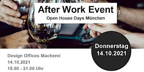 After Work - Open House Days in München Tickets