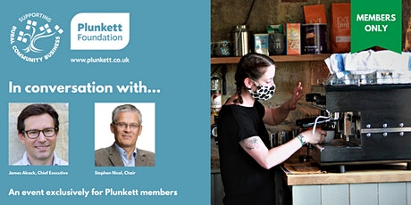 MEMBERS ONLY: Shaping Plunkett's Strategy tickets