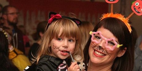Altrincham Spooky Silent Disco with Our Kids Social: 1pm session tickets