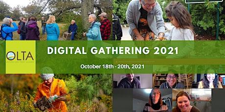 OLTA Digital Gathering 2021: People Need Nature - Nature Needs Us biglietti