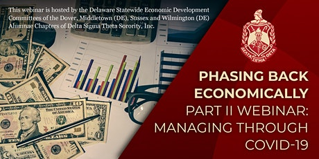Phasing Back Economically Part II Webinar: Managing through COVID-19 tickets