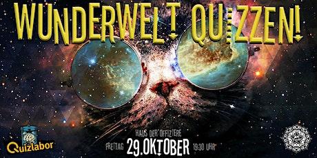 Quizlabor Brandenburg #6 Tickets