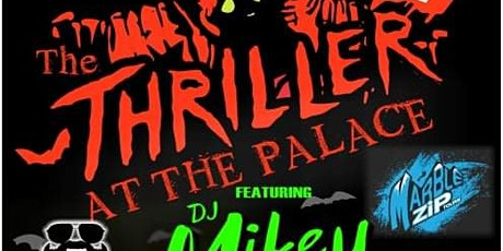 The Thriller At The Palace tickets