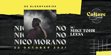 Culture Club - Nico Morano tickets