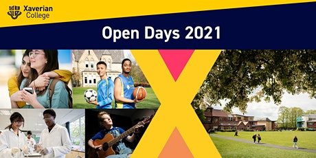 Xaverian College Open Day tickets