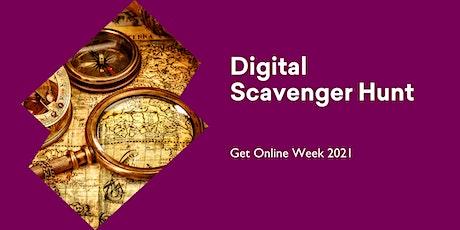 Digital Scavenger Hunt - Get Online Week @ Huonville Library tickets