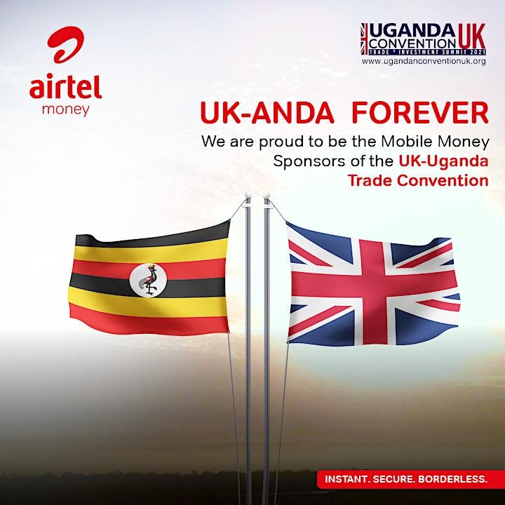 12th UGANDA-UK TRADE & INVESTMENT SUMMIT2022 image
