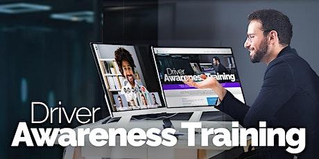 Virtual  Driver Awareness  Classroom Course tickets