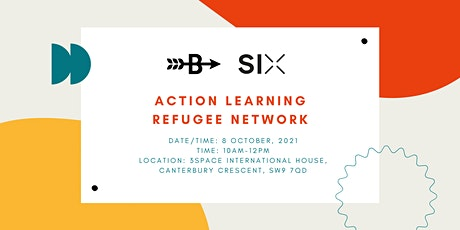 Action Learning Refugee Network tickets