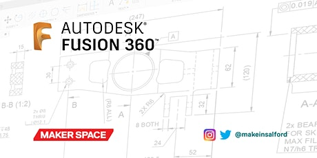 Getting Started with Fusion 360 tickets