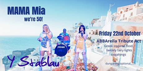 MAMA Mia - We're 50! tickets