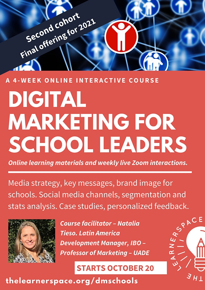 Digital Marketing for Schools 2 - Argentina image
